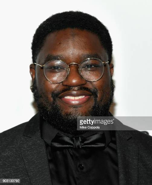 Actor Lil Rel Howery attends the 2018 The National Board Of Review Annual Awards Gala at Cipriani 42nd Street on January 9 2018 in New York City