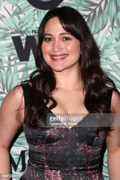 Actor Lily Gladstone attends the 10th annual Women in Film PreOscar Cocktail Party at Nightingale Plaza on February 24 2017 in Los Angeles California