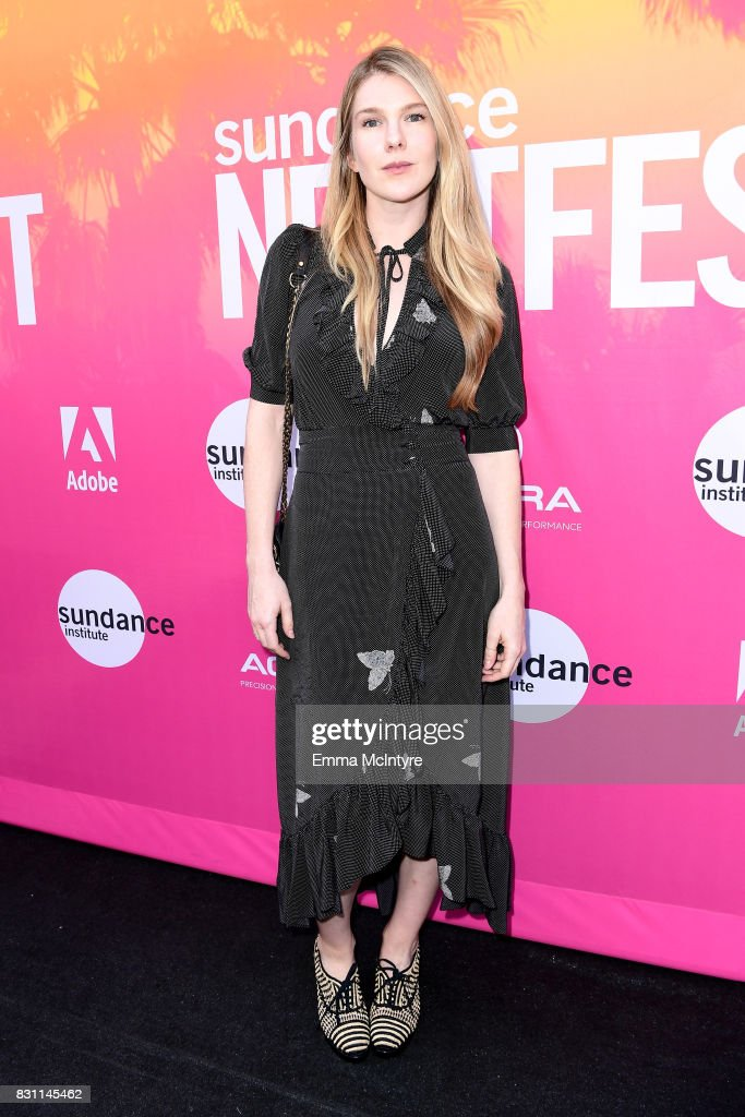 ActorLily Rabe attends 2017 Sundance NEXT FEST at The Theater at The Ace Hotel on August 13, 2017 in Los Angeles, California.
