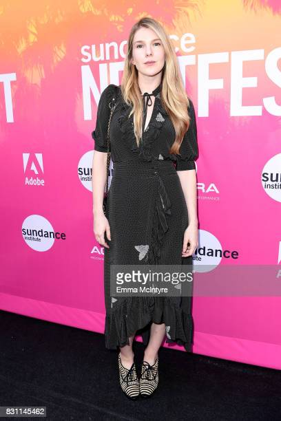 Actor	Lily Rabe attends 2017 Sundance NEXT FEST at The Theater at The Ace Hotel on August 13 2017 in Los Angeles California
