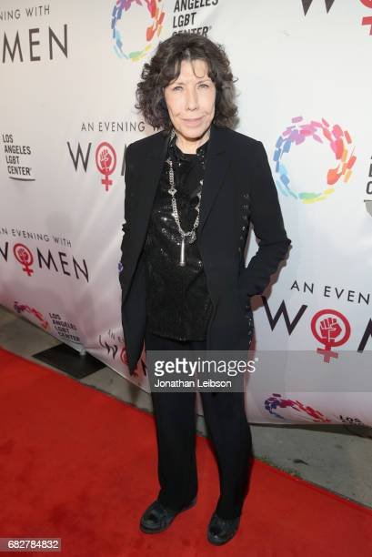 Actor Lily Tomlin at the Los Angeles LGBT Center's An Evening With Women at Hollywood Palladium on May 13 2017 in Los Angeles California