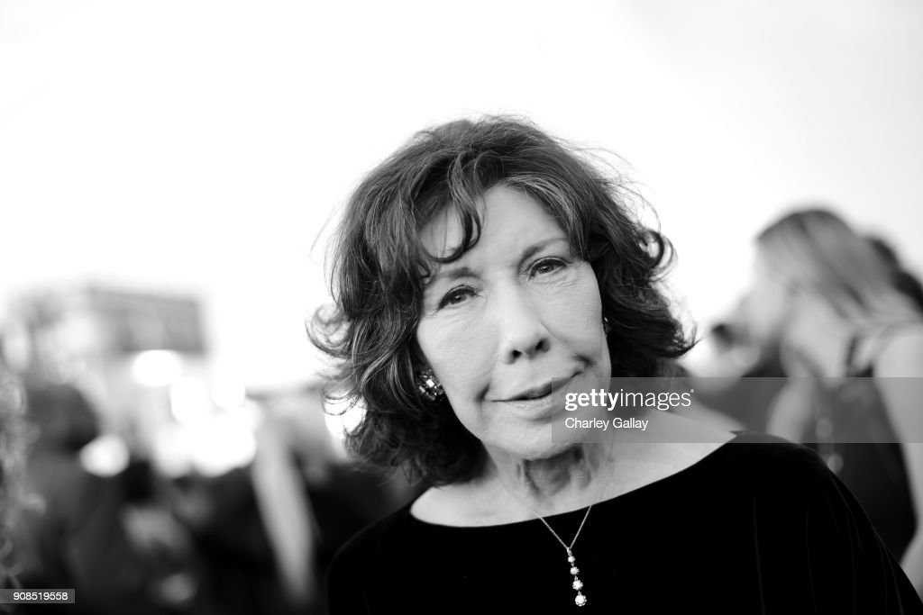 Actor Lily Tomlin attends the 24th Annual Screen Actors Guild Awards at The Shrine Auditorium on January 21, 2018 in Los Angeles, California. 27522_008