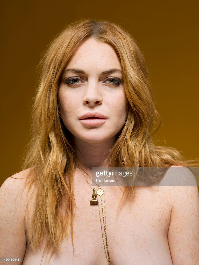 Lindsay Lohan, Sunday Times UK, September 14, 2014