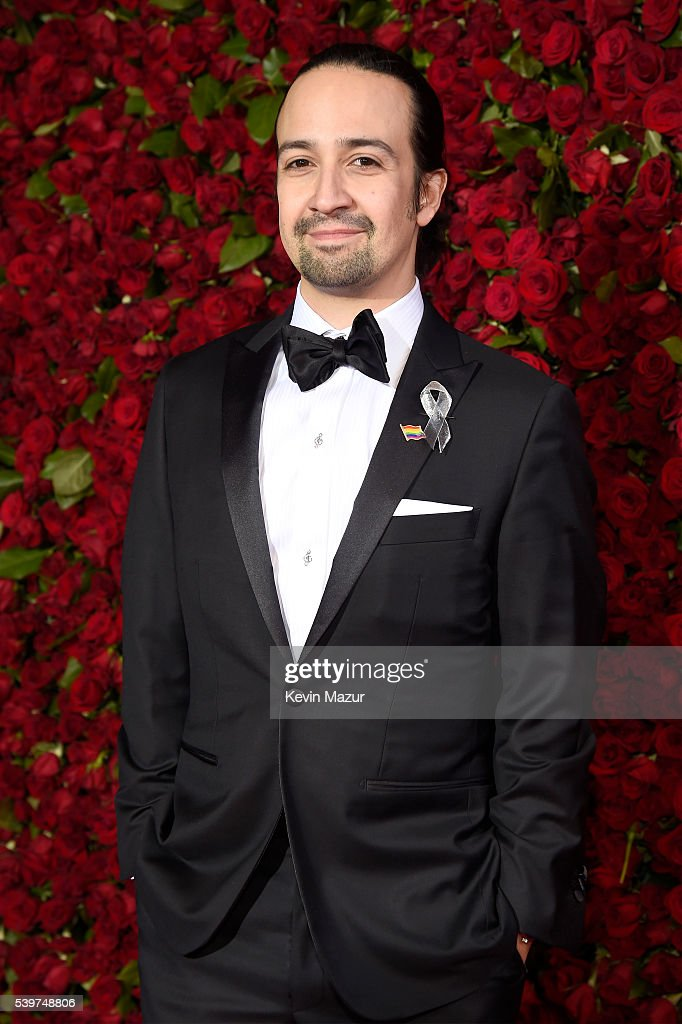 Actor Lin-Manuel Miranda attends the 70th Annual Tony Awards at The Beacon Theatre on June 12, 2016 in New York City.