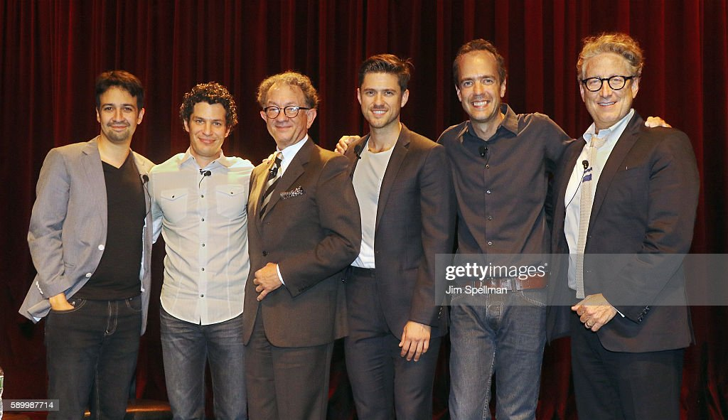 """Grease: Live"" Panel & Reception"