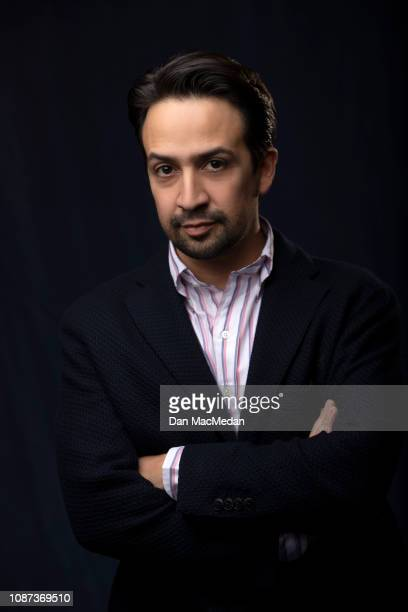 Actor LinManuel Miranda is photographed for USA Today on November 27 2018 in Beverly Hills California PUBLISHED IMAGE
