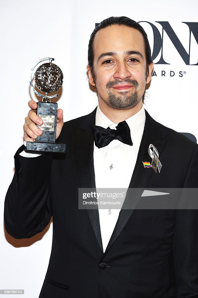 2016 Tony Awards - Press Room