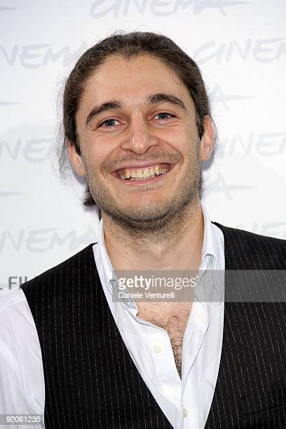 Actor Lino Guanciale attends the 'Io Don Giovanni' Photocall during day 6 of the 4th Rome International Film Festival held at the Auditorium Parco...