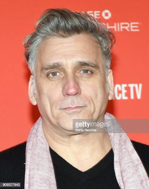 Actor Lior Ashkenazi attends the 'Foxtrot' Premiere during the 2018 Sundance Film Festival at Park City Library on January 23 2018 in Park City Utah