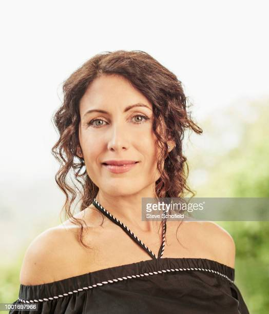Actor Lisa Edelstein is photographed for You magazine on February 3 2017 in Los Angeles California