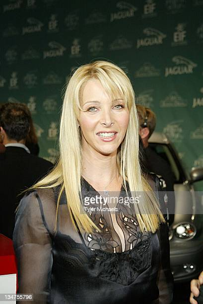 Actor Lisa Kudrow arriving at the Jaguar's Tribute To Style On Rodeo Drive September 23 2002 Photo Credit Tyler Michaels/Filmmagiccom