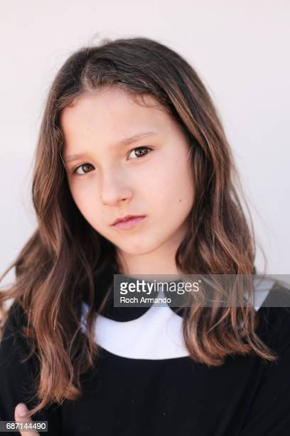 Actor Lise Leplat Prudhomme is photographed on May 21 2017 in Cannes France