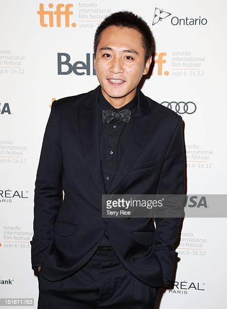 Actor Liu Ye attends The Last Supper premiere during the 2012 Toronto International Film Festival at Winter Garden Theatre on September 8 2012 in...