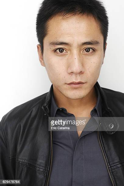 Actor Liu Ye is photographed for Self Assignment on September 20 2009 in San Sebastian Spain