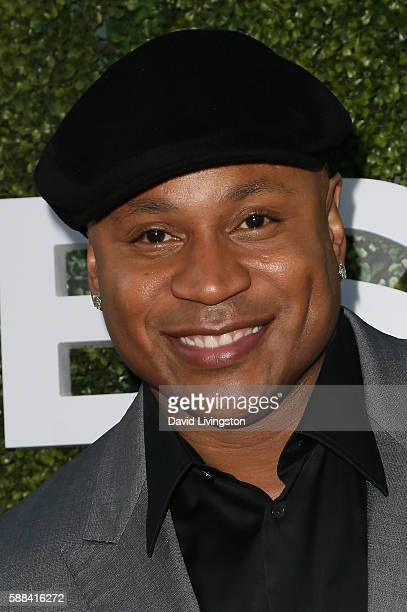 Actor LL Cool J arrives at the CBS CW Showtime Summer TCA Party at the Pacific Design Center on August 10 2016 in West Hollywood California