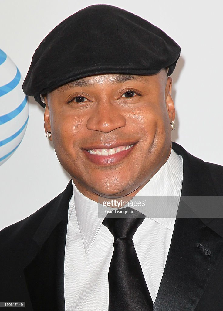 Actor LL Cool J attends the 44th NAACP Image Awards at the Shrine Auditorium on February 1, 2013 in Los Angeles, California.