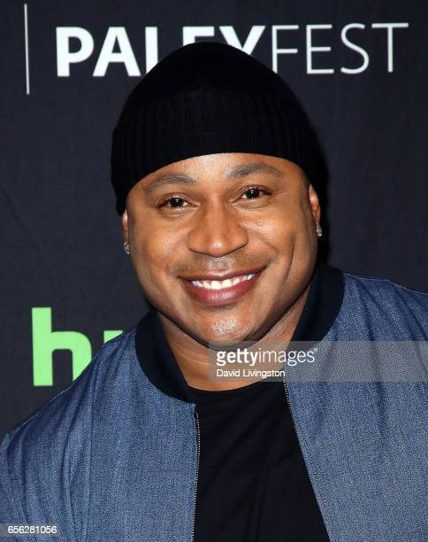 Actor LL Cool J attends The Paley Center for Media's 34th Annual PaleyFest Los Angeles presentation of NCIS Los Angeles at Dolby Theatre on March 21...