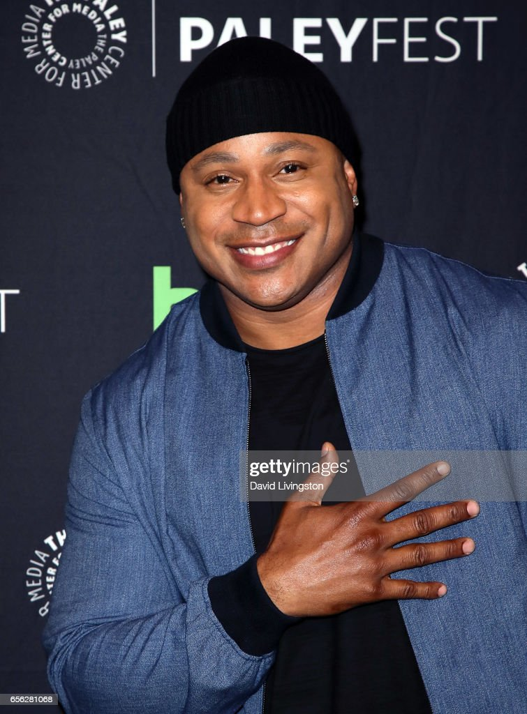 Actor LL Cool J attends The Paley Center for Media's 34th Annual PaleyFest Los Angeles presentation of 'NCIS: Los Angeles' at Dolby Theatre on March 21, 2017 in Hollywood, California.