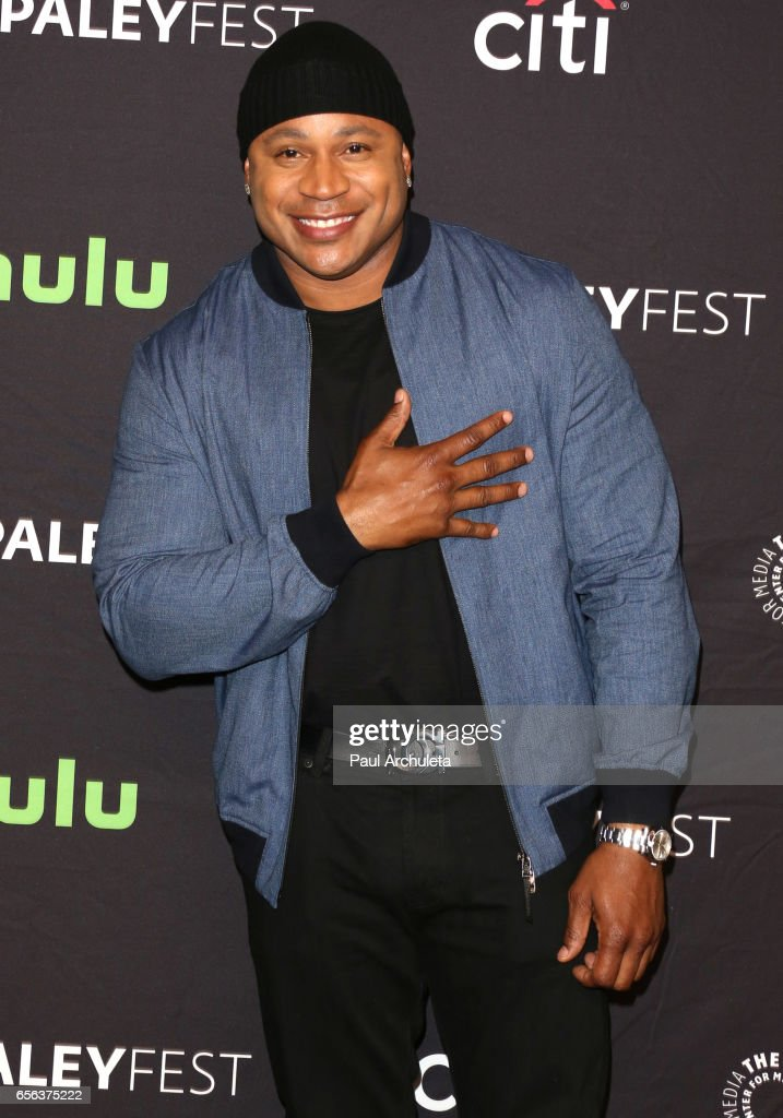 Actor LL Cool J attends The Paley Center For Media's 34th Annual PaleyFest Los Angeles 'NCIS: Los Angeles' at Dolby Theatre on March 21, 2017 in Hollywood, California.