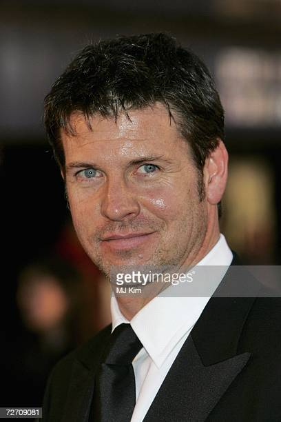 Actor Lloyd Owen attends the World Premiere of 'Miss Potter' held at the Odeon Leicester Square on December 3 2006 in London England