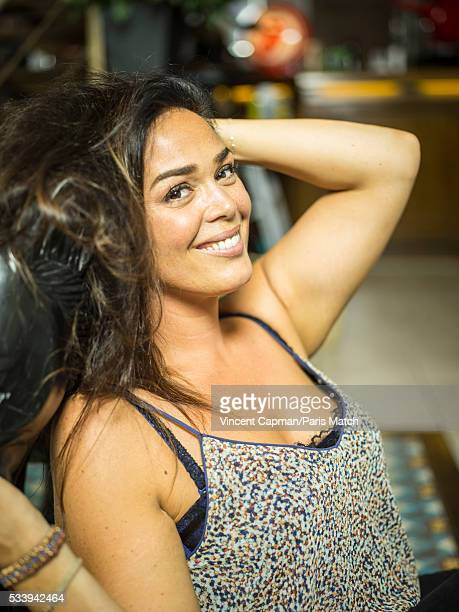 Actor Lola Dewaere is photographed for Paris Match on July 7 2015 in Paris France
