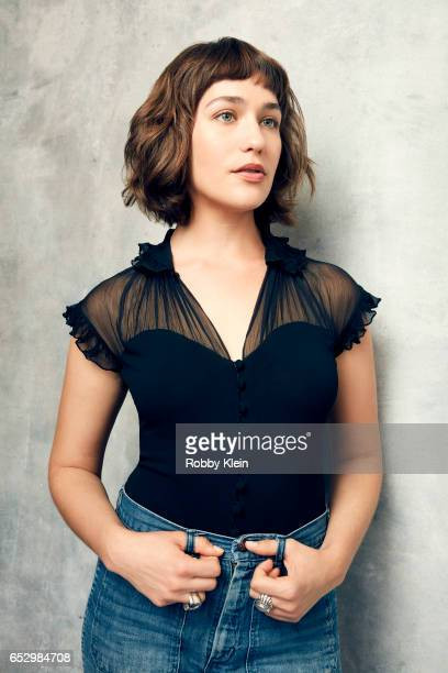 Actor Lola Kirke of 'Gemini' poses for a portrait at The Wrap and Getty Images SxSW Portrait Studio on March 12 2017 in Austin Texas