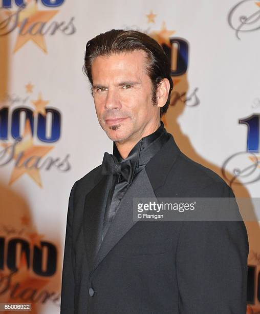 """Actor Lorenzo Lamas attend The 19th Annual """"Night of 100 Stars"""" Gala at The Beverly Hills Hotel on February 22, 2009 in Beverly Hills, California."""