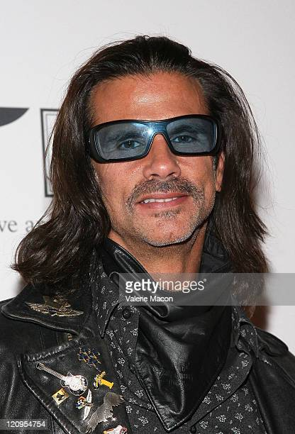 Actor Lorenzo Lamas attends the 2009 Hollywood Chrismas Parade on November 29 2009 in Hollywood California