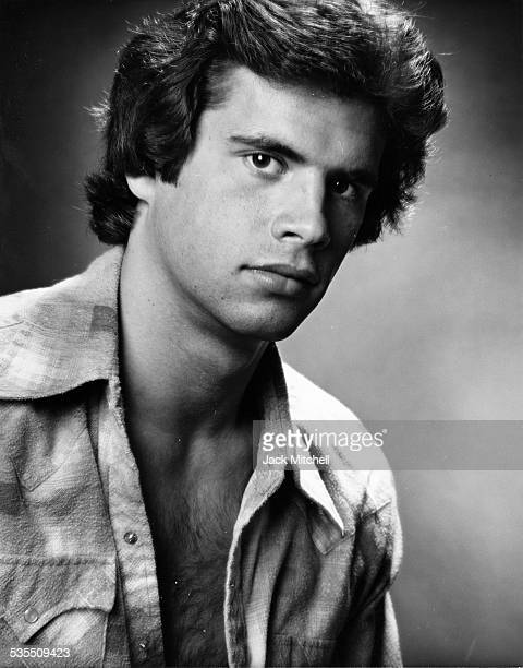 Actor Lorenzo Lamas photographed in 1979