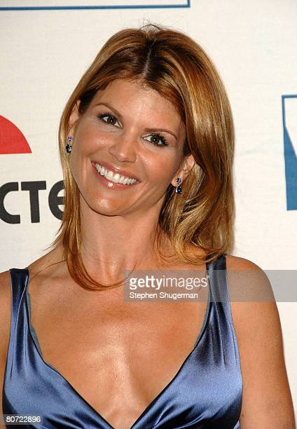 """Actor Lori Loughlin attends """"Cool Comedy - Hot Cuisine"""" Benefit Gala at the Four Seasons Beverly Wilshire on April 16, 2008 in Beverly HIlls,..."""