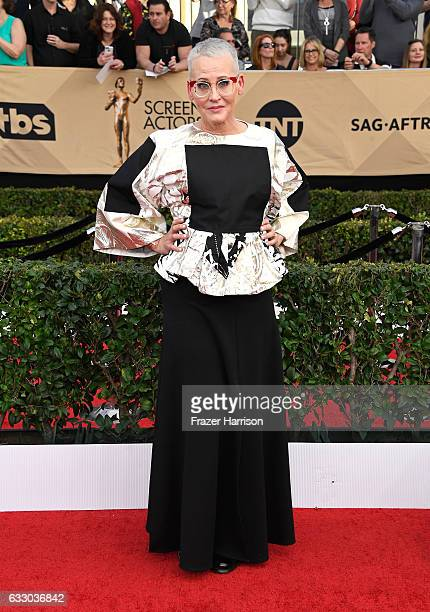 Actor Lori Petty attends The 23rd Annual Screen Actors Guild Awards at The Shrine Auditorium on January 29 2017 in Los Angeles California 26592_008