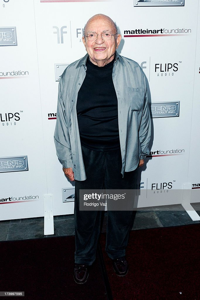 Actor Lou Cutell arrives at the Matt Leinart Foundation's 7th Annual 'Celebrity Bowl' at Lucky Strikes on July 18, 2013 in Hollywood, California.