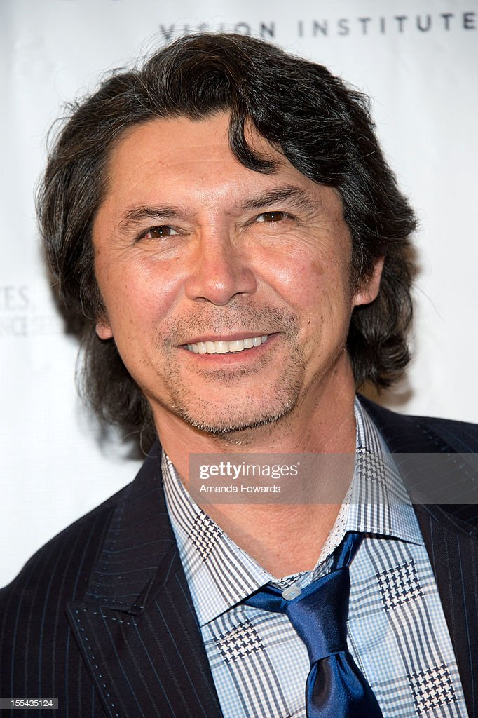 Actor Lou Diamond Phillips arrives at the ACT Today!'s 7th Annual Denim & Diamonds For Autism Benefit on November 3, 2012 in Malibu, California.