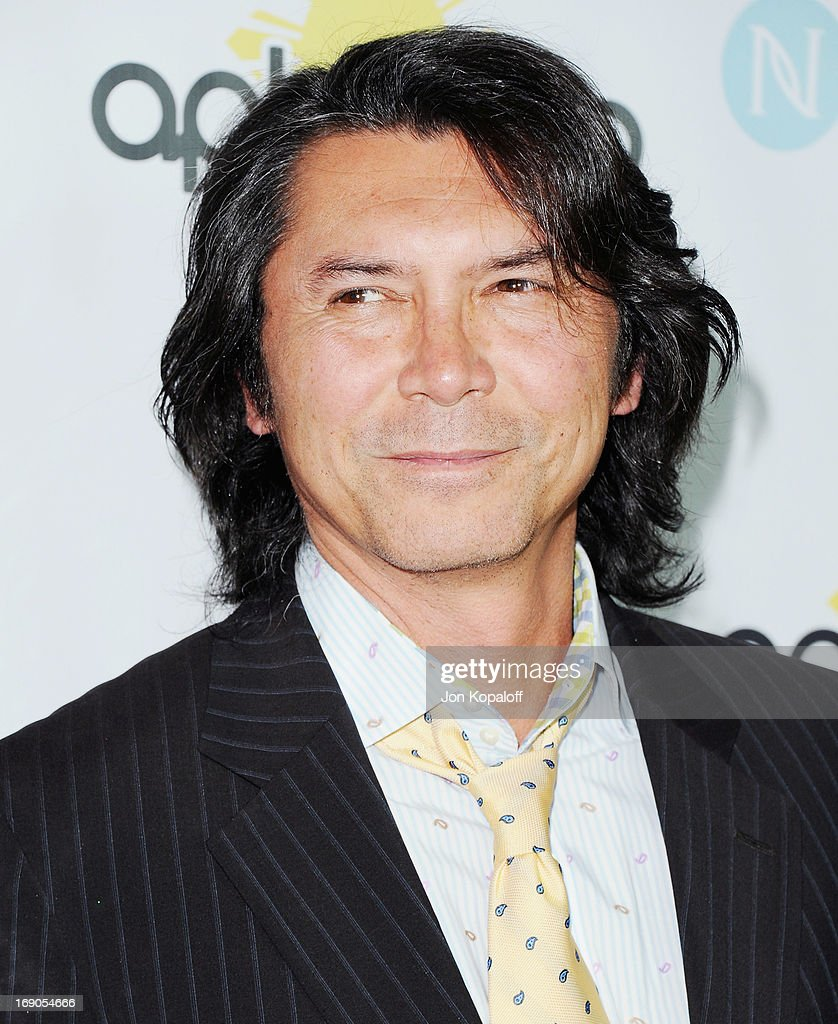 Actor Lou Diamond Phillips arrives at the Time For Hope Fundraiser Gala Benefiting This Time Foundation And The Apl.de.ap Foundation International at Regent Beverly Wilshire Hotel on May 18, 2013 in Beverly Hills, California.