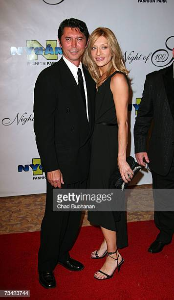 Actor Lou Diamond Phillips attends the 17th Annual Night Of 100 Stars Oscar Gala held at the Beverly Hills Hotel on February 25, 2007 in Beverly...