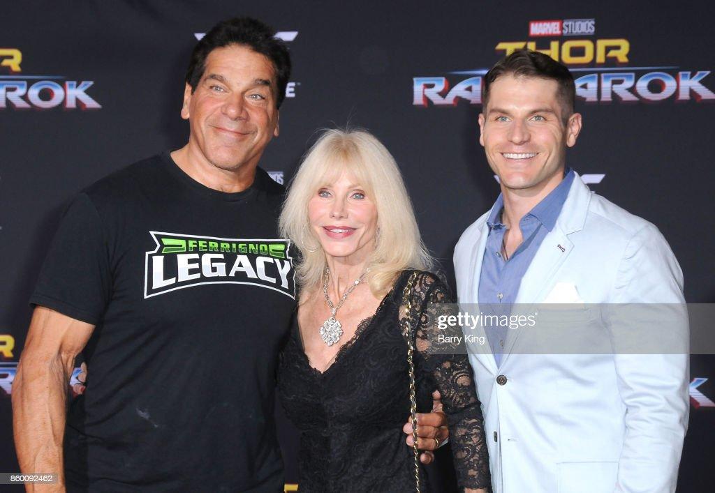 "Premiere Of Disney And Marvel's ""Thor: Ragnarok"" - Arrivals : News Photo"