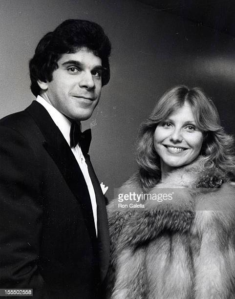 Actor Lou Ferrigno and wife Carla Green attending the taping of Bob Hope's AllStar Anniversary Tribute to 30 Years of Comedy on January 11 1981 at...