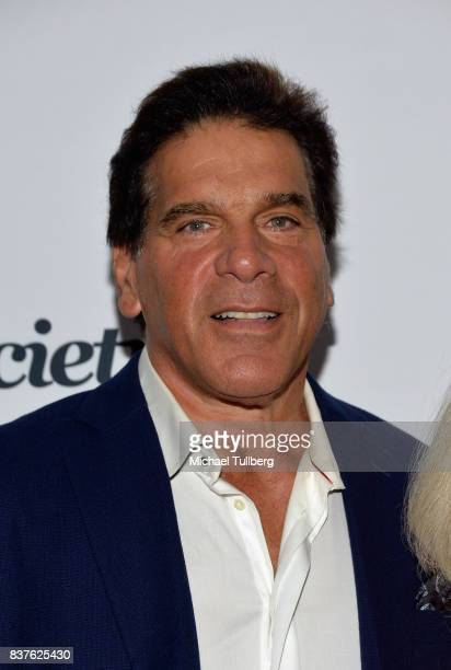 Actor Lou Ferrigno attends the Extraordinary Stan Lee tribute event at Saban Theatre on August 22 2017 in Beverly Hills California
