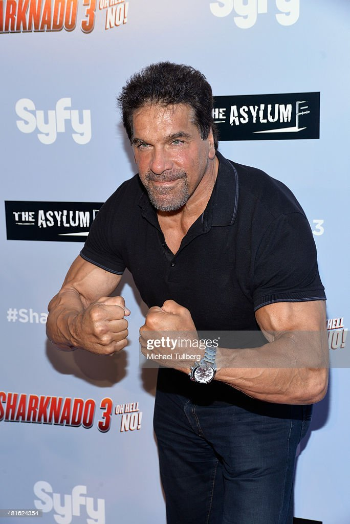 "Premiere Of The Asylum's ""Sharknado 3: Oh Hell No!"" - Arrivals"