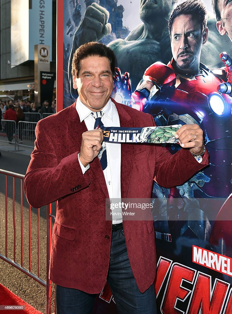 "Premiere Of Marvel's ""Avengers: Age Of Ultron"" - Red Carpet"