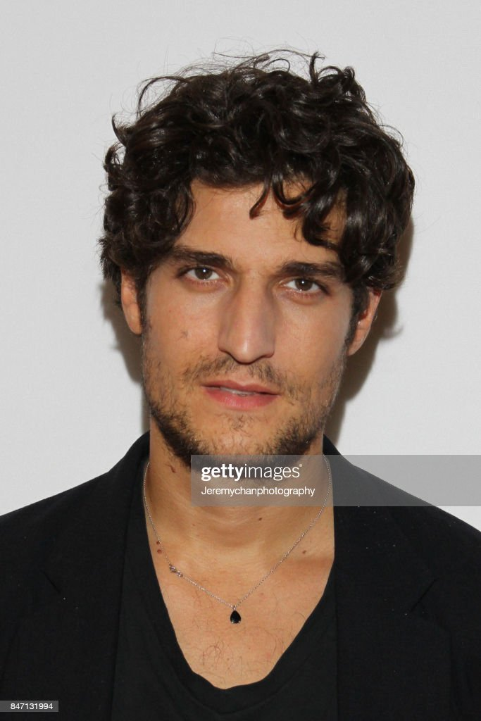 Actor Louis Garrel attends the 'Redoubtable' Premiere held at The Elgin during the 2017 Toronto International Film Festival on September 14, 2017 in Toronto, Canada.