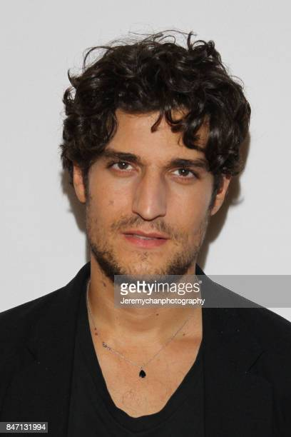 Actor Louis Garrel attends the 'Redoubtable' Premiere held at The Elgin during the 2017 Toronto International Film Festival on September 14 2017 in...