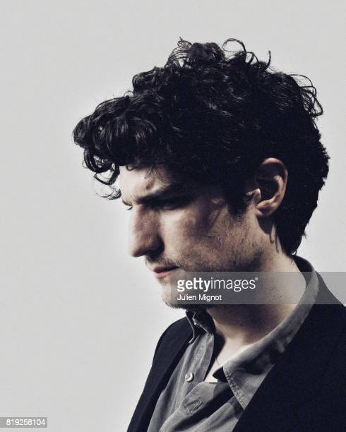 Actor Louis Garrel is photographed for Grazia Magazine on May 15 2016 in Cannes France