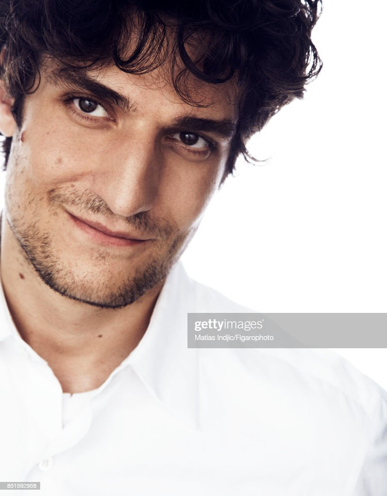 Louis Garrel, Madame Figaro, August 25, 2017