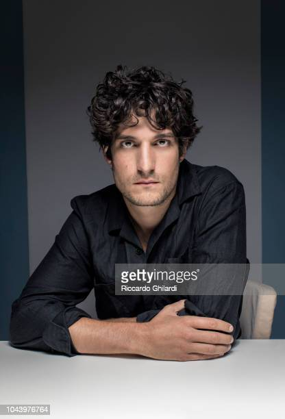 Actor Louis Garrel is photographed for Self Assignment on September 2018 in Venice Italy