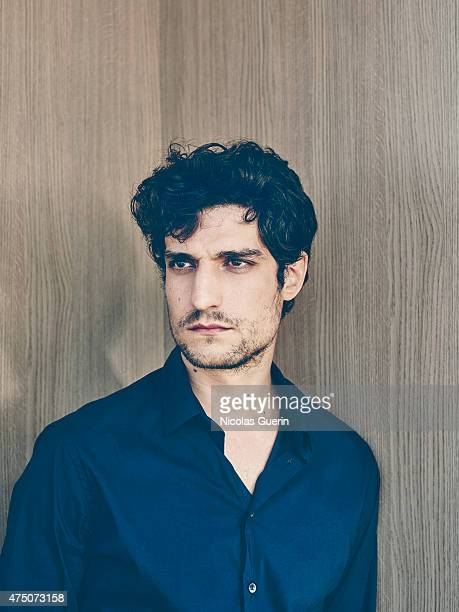 Actor Louis Garrel is photographed on May 18 2015 in Cannes France