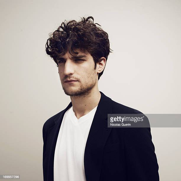 Actor LOUIS GARREL is photographedfor Self Assignment on May 20, 2013 in Cannes, France.