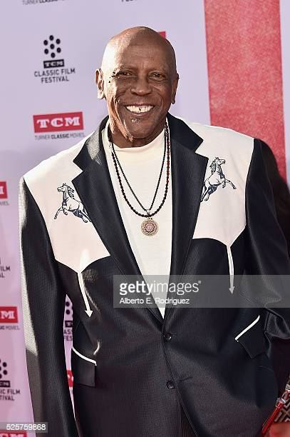 Actor Louis Gossett Jr attends 'All The President's Men' premiere during the TCM Classic Film Festival 2016 Opening Night on April 28 2016 in Los...