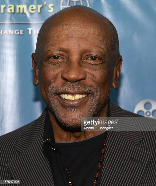 Actor Louis Gossett Jr attends the 5th anniversary of 'Kat Kramer's Films That Changed The World' featuring the North American premiere of 'Fallout'...