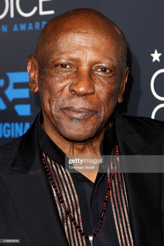 Actor Louis Gossett, Jr. attends the 5th annual Critics' Choice Television Awards at The Beverly Hilton Hotel on May 31, 2015 in Beverly Hills, California.
